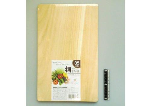 Paulownia cooking board 35cm : PB