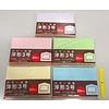Color paper envelope western No 3 size 20p : PB