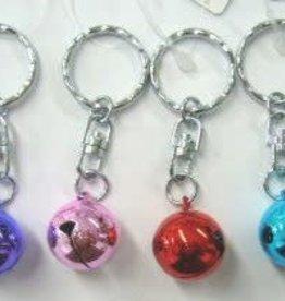 Pika Pika Japan 6 size turnable bell key rings : PB