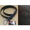 Belt with Size adjustment A Black