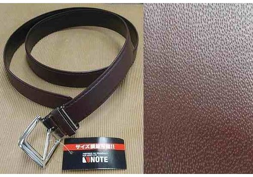 Belt with Size adjustment B Brown