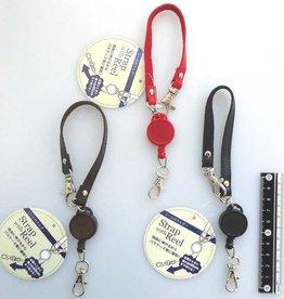 Pika Pika Japan Key ring reel type A : PB