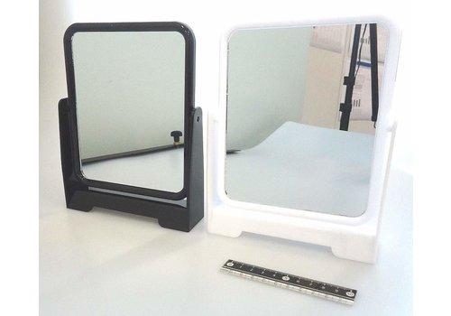 Square stand mirror : PB