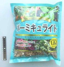 Pika Pika Japan Gardening soil 1.8L : PB