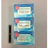 Pika Pika Japan Flushable pocket size tissue 12p : PB