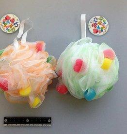 Pika Pika Japan Mesh ball with sponge : PB
