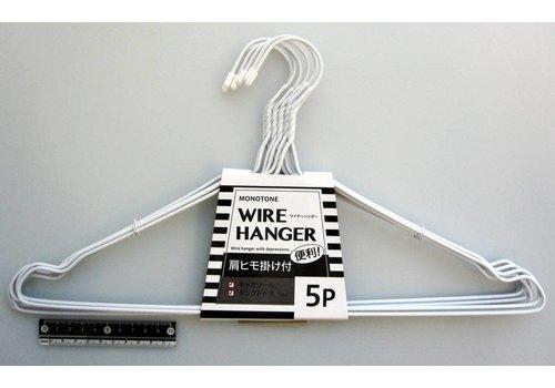 Wire hanger 5p