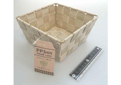 PP box container BG : PB