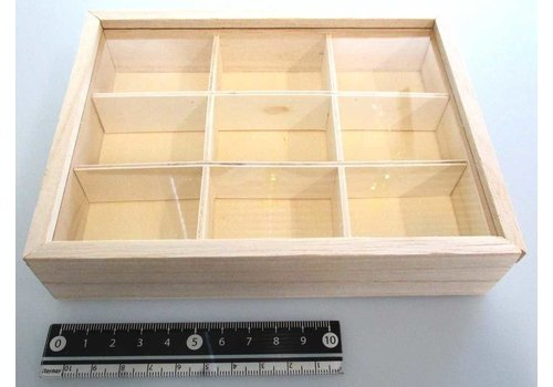 Display box with partition : PB