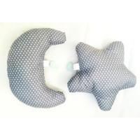 Die-cut cushion star