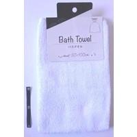 ?Bath towel WH with header : PB