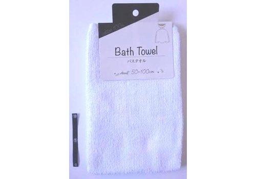 Bath towel WH with header : PB