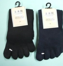 Pika Pika Japan Mens toe socks(heel less)