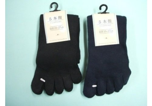?Mens toe socks(heel less)