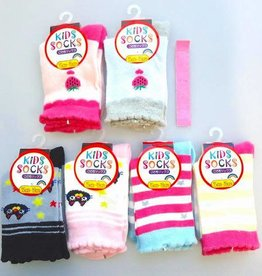 Pika Pika Japan Children casual socks for girl A
