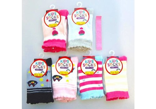 Children casual socks for girl A