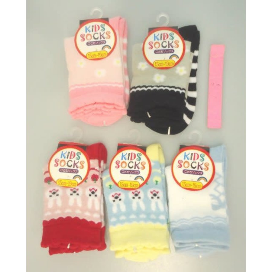 Children casual socks for girl B-1