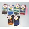 Pika Pika Japan Socks for kids, blueish, dinosaur