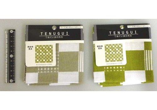 Tenugui handkerchief Japanese traditional pattern