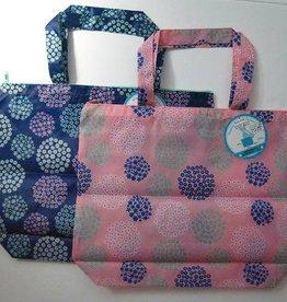Pika Pika Japan Shopping bag with fastener flower