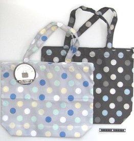 Pika Pika Japan Bag with fastener dot pattern : PB