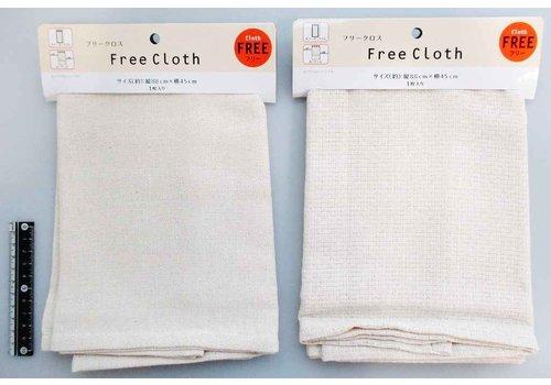 Free cloth natural