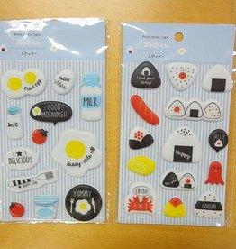 Pika Pika Japan PG solid sticker