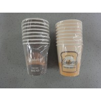 Bread thermal insulation cup 8p