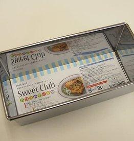 Pika Pika Japan Square Cake Mold