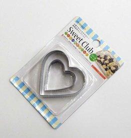 Pika Pika Japan Cookie Mold Heart(Small&Mini)