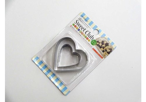 Cookie Mold Heart(Small&Mini)