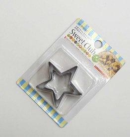 Pika Pika Japan Cookie Mold Star(Small&Mini)