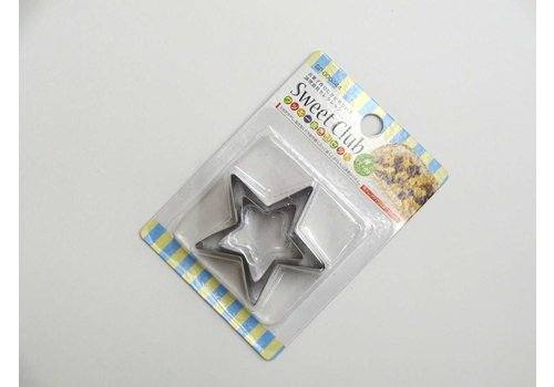 Cookie Mold Star(Small&Mini)