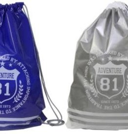 Pika Pika Japan Vinyl shoulder bag with emblem