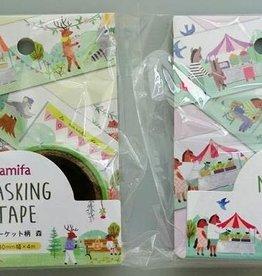 Pika Pika Japan Masking tape 30mm market