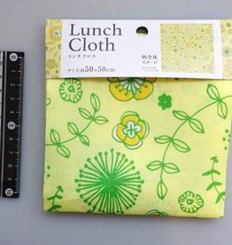 Pika Pika Japan Lunch cloth flower pattern
