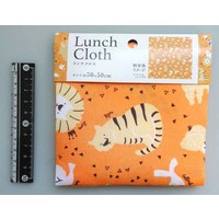 Lunch cloth animal pattern