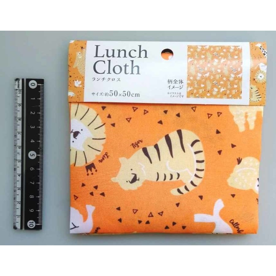 Lunch cloth animal pattern-1