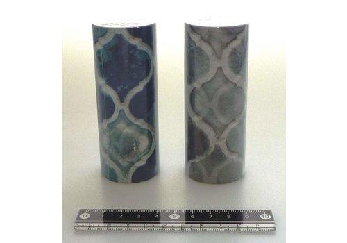 Decoration masking tape 10cm tile