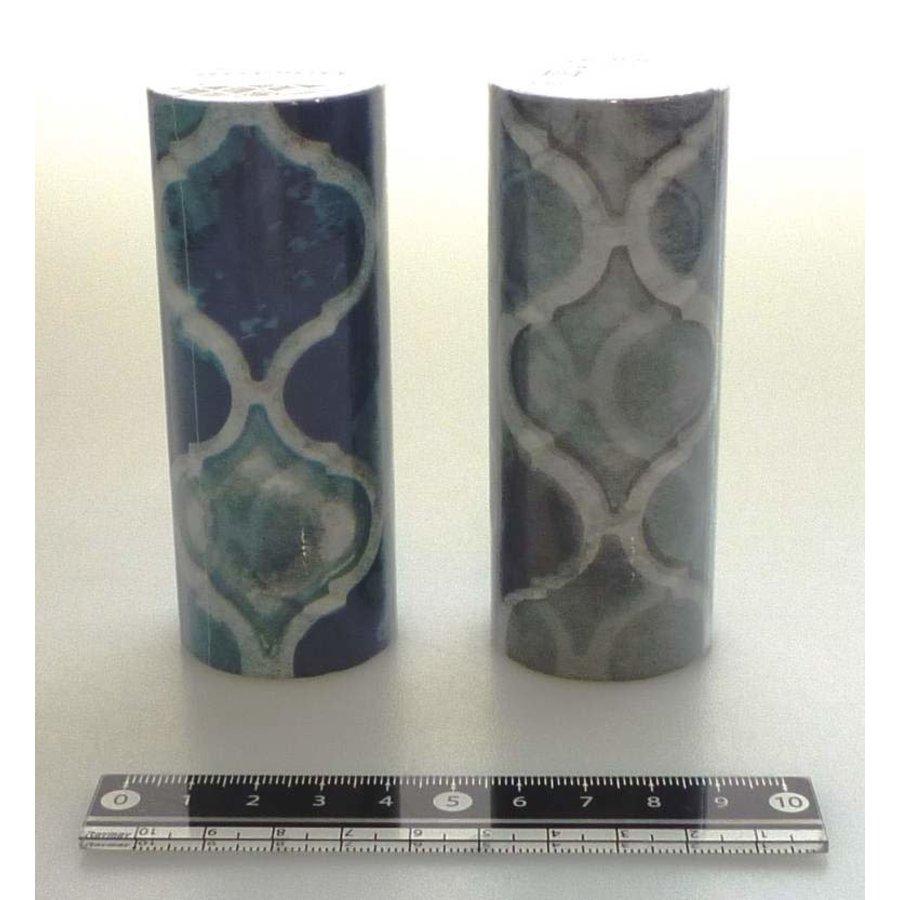 Decoration masking tape 10cm tile-1
