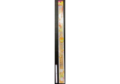 Silver tape case for 50cm