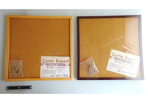 Cork board 30?30cm