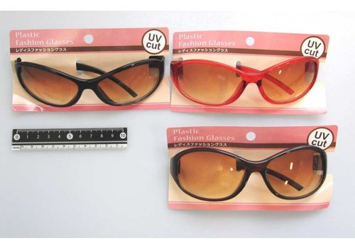 Fashion colored glasses for lady