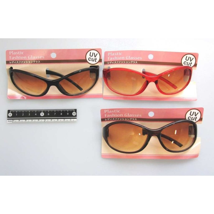 Fashion colored glasses for lady-1
