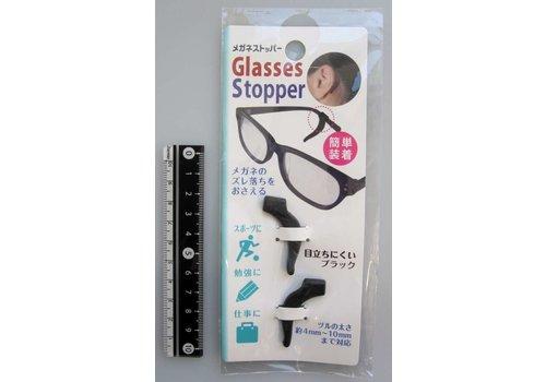 Anti-slip ear grip for glasses