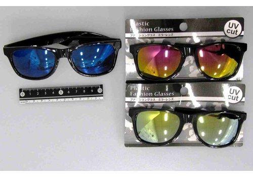 Mirror colored glasses