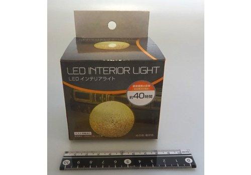LED interior light round type