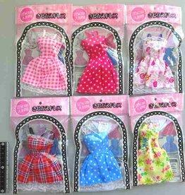 Pika Pika Japan Dress for 28cm doll