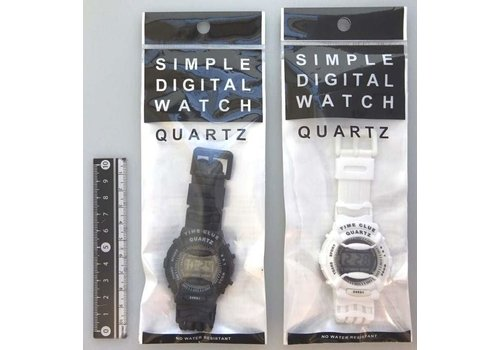 Digital watch