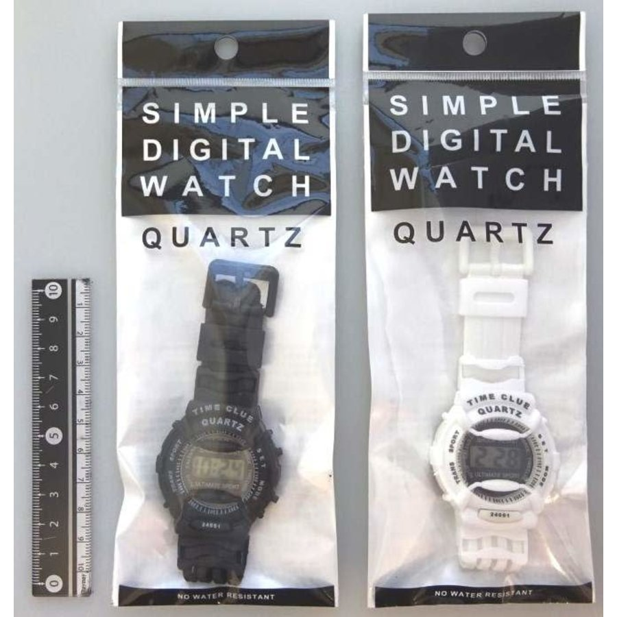 Digital watch-1
